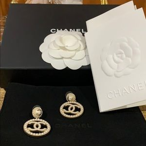 Authentic Chanel Earings!